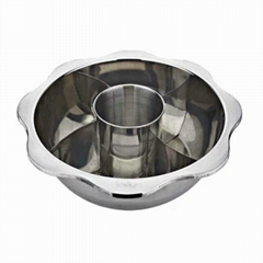 不鏽鋼火鍋食品容器