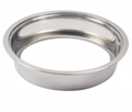 stainless steel fire ring insert