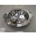 Good looking durable cooker stock pot