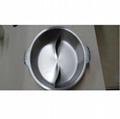 美觀耐用的湯鍋仿陶瓷砂鍋炊具不