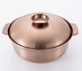 stainless steel kitchen storage soup casserole cookware chinese fire pots  4
