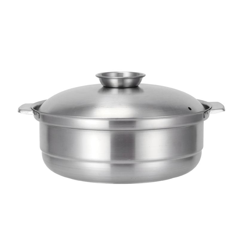 砂河炊具椰子雞火鍋酸梅雞煲適合火鍋餐廳使用 8