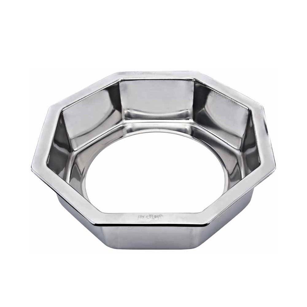 火鍋店不鏽鋼下沉式火鍋鍋圈火鍋桌配件 1