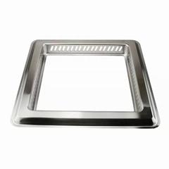 火鍋餐廳用品火鍋桌五金配件無煙鍋圈配328電磁爐