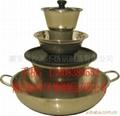 4層寶塔火鍋