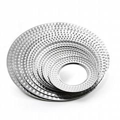 不锈钢锤点盘