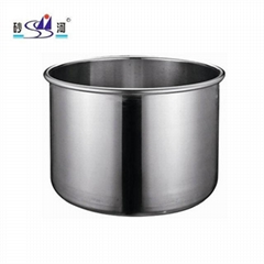 stainless steel mixing noodle bucket mutiple sizes available