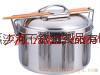 餐具手提單柄便當鍋百貨日常用品圓形飯盒 3