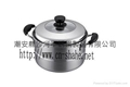 厨房用品不锈钢单篦蒸锅