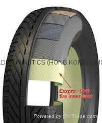 Exxpro Nylon DVA,nylon elastomer,Tyre rubber,EPDM/PA,Butyl rubber,INNER LINER