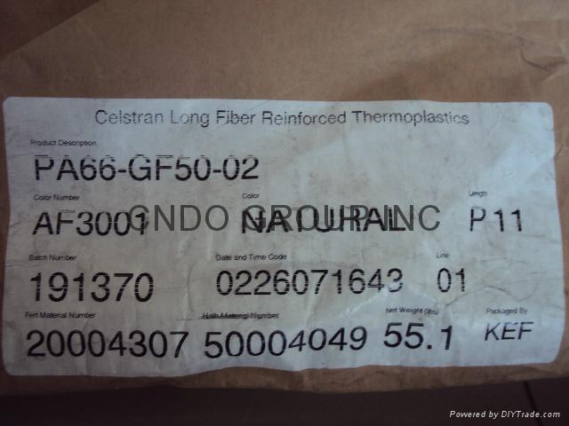 Celstran PA66-GF50-02