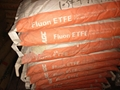 FLUON ETFE Contains carbon fiber