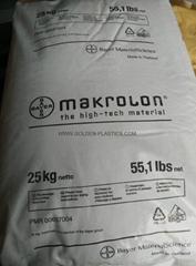 透明PC/阻燃PC/防紫外線PC/清晰的MAKROLON