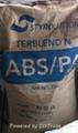 UV-resistant ABS+PA blend Terblend N