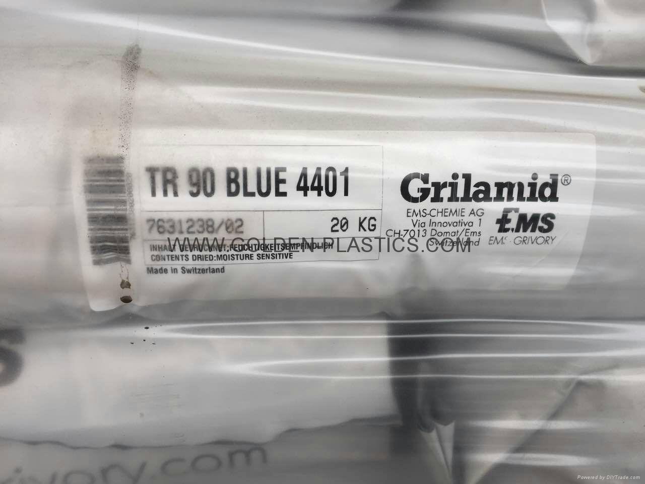 Grilamid TR90 BLUE 4401