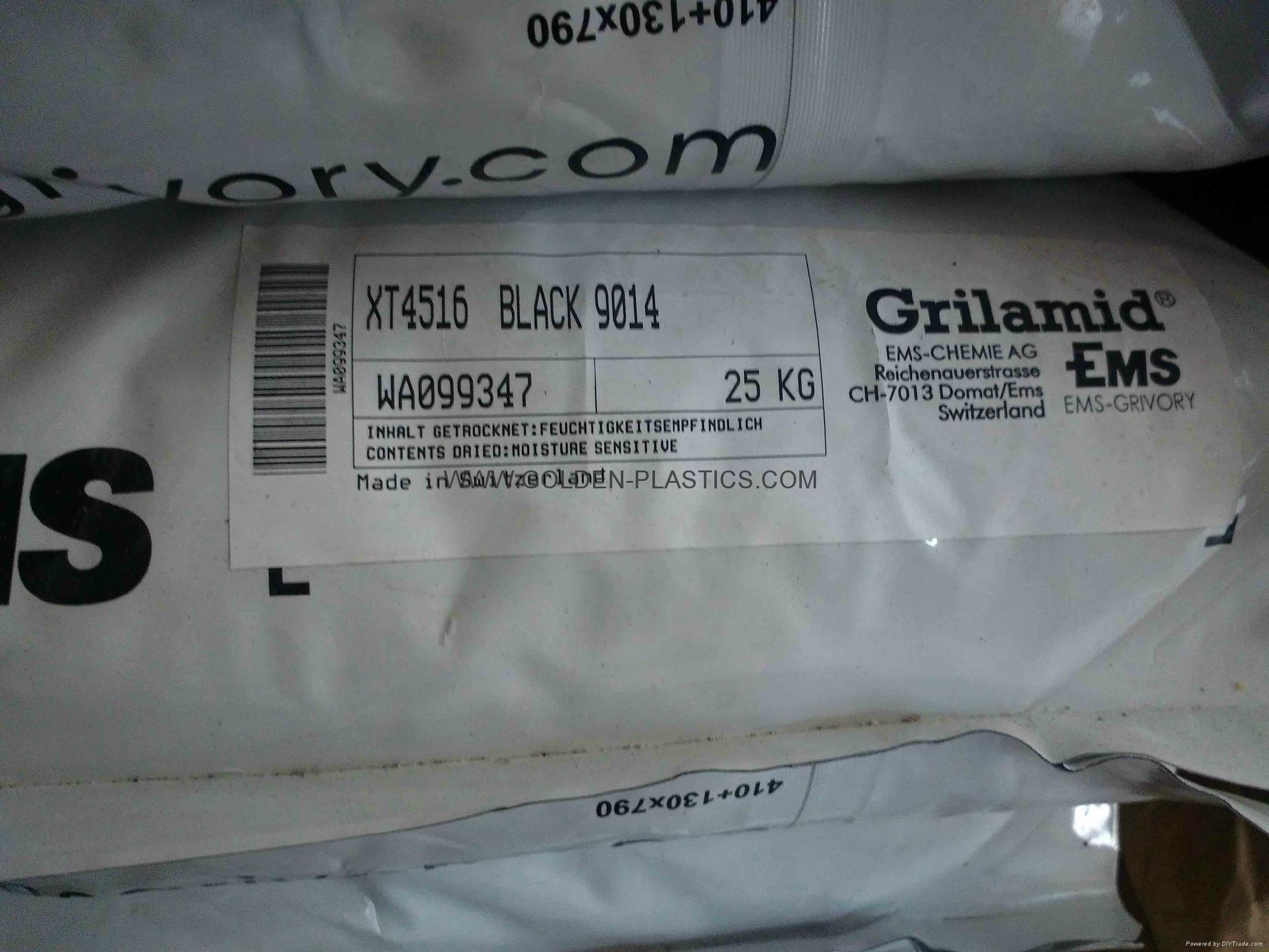 Grilamid XT4516 BLACK 9014
