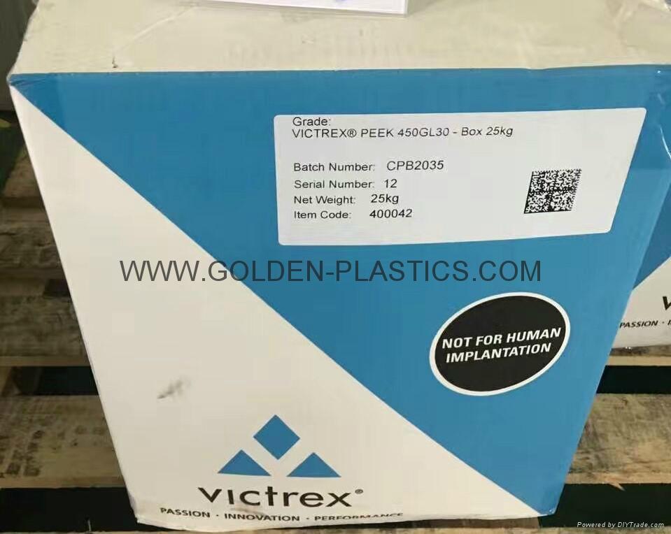 Polyetheretherketone (PEEK) Victrex 150G