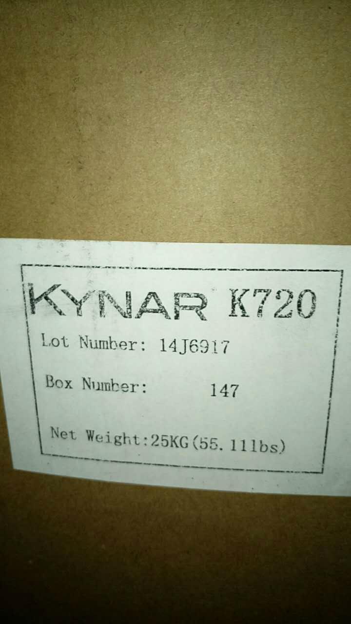 PVDF KYNAR 720 CHINA