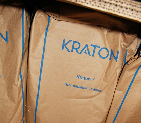 Kraton G1650 into a white-oil (liquid paraffin)
