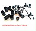 PEEK in E-Cigarette application