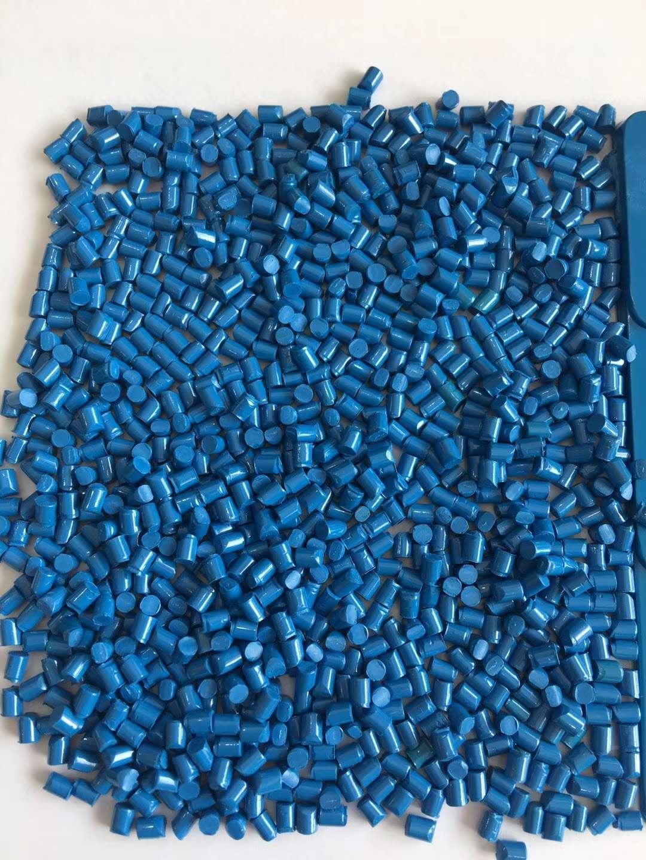 Blue polyetherimide (PEI)