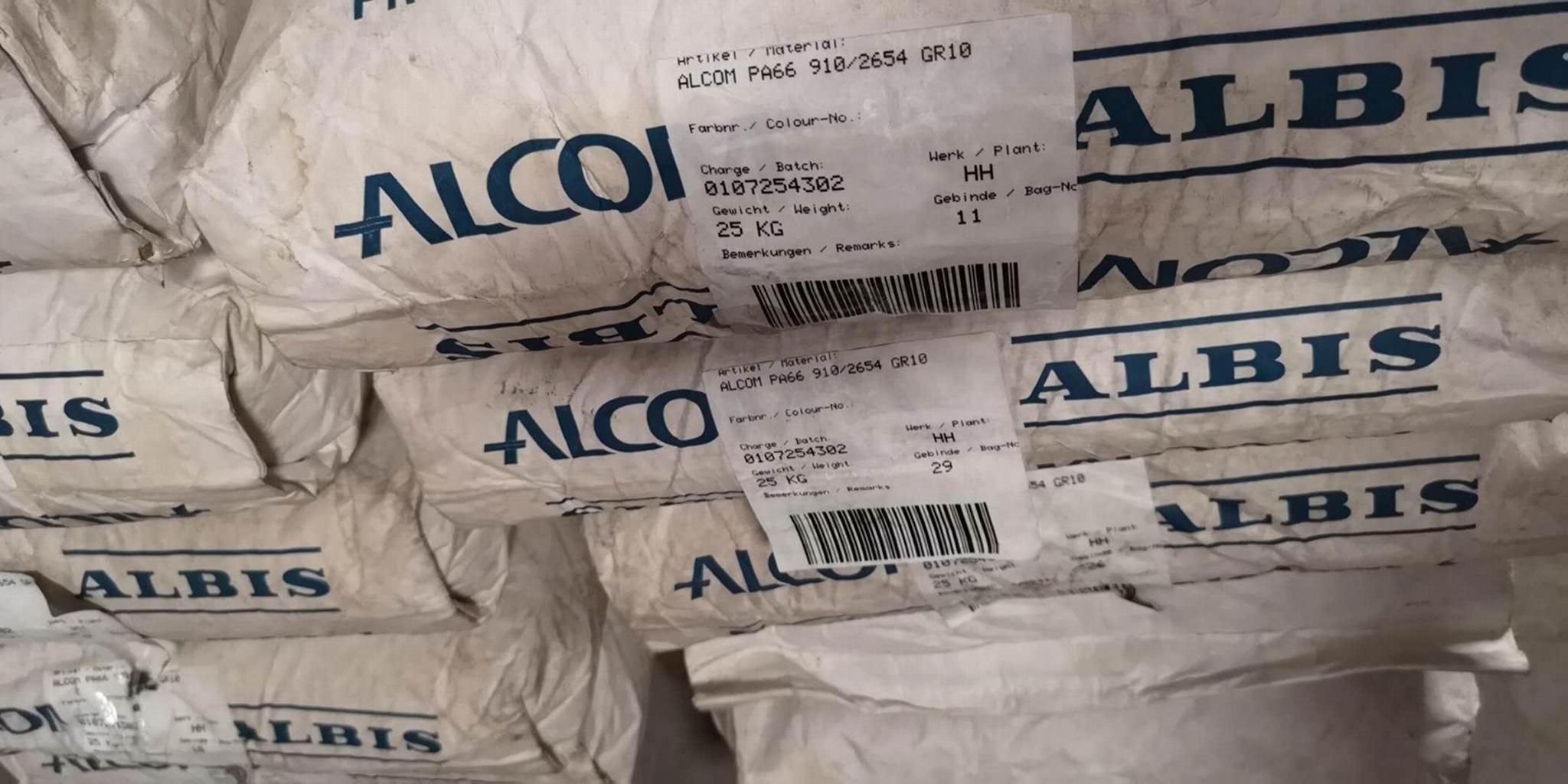 Alcom pa66 910-2654 GR10