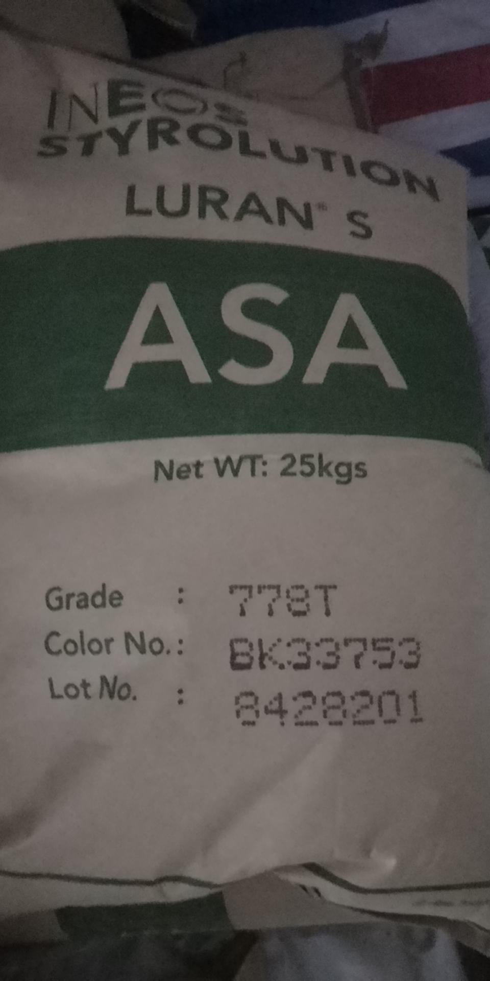ASA LURAN S 778T BK33753