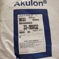 AKULON J-17-30-V0 BK2989 (PA66+UL94-V0)