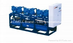 WATER COOLED WATER CHILLER - LSB