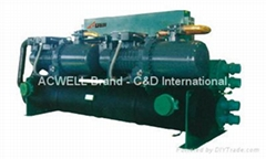 WATER COOLED WATER CHILLER -  SLSB