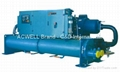 WATER COOLED WATER CHILLER - SLSB(I)