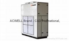 WATER LOOP-AIR HEAT PUMP RWA-C RWA-H  25~310