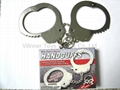 160G METAL HANDCUFF
