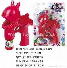 1101-1105 BUBBLE GUN