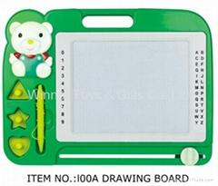 100A  Drawing board