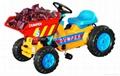 2512 PEDAL CAR-DUMPER