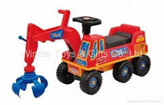 2566 Ride On Cars