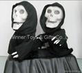 Halloween Electronic Skull Dancer