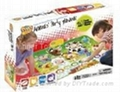 SLW936 ANIMALS' PARTY PLAYMAT