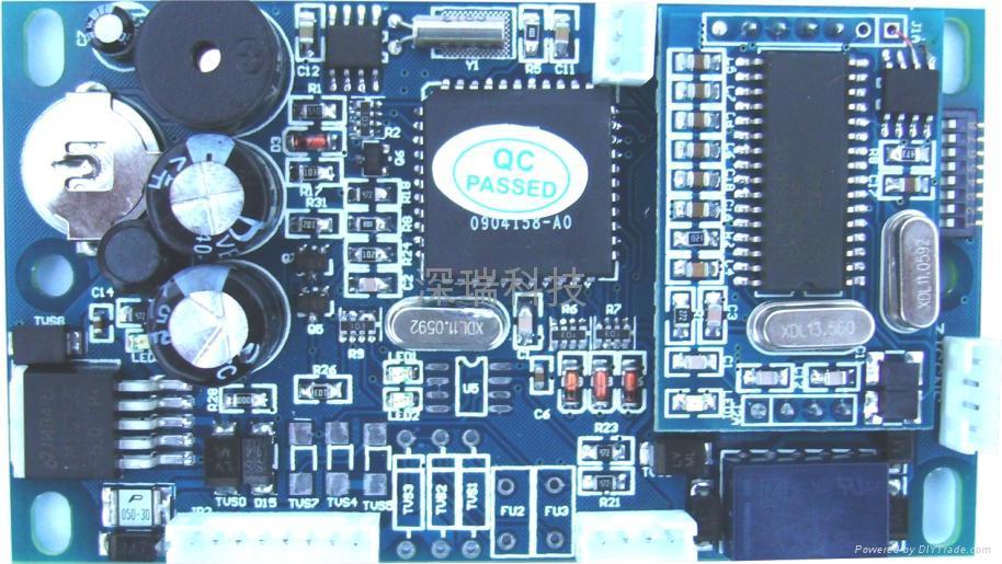 SN9000異地發卡門禁 1