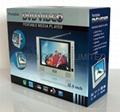 車載/便攜平板DVD/MP4/USB/遊戲/讀卡等功能播放機 3