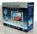 Car and portable DVD/MPEG4/TV/USB/GAME/CARD READER player 3