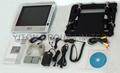 車載/便攜平板DVD/MP4/USB/遊戲/讀卡等功能播放機 2