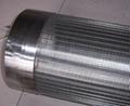low carbon ga  anized spiral screen tube 3