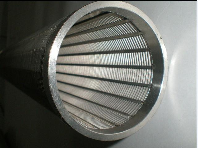 Drilling well screen tube or Johnson screen pipe 4