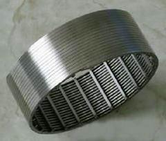 不鏽鋼繞絲篩管