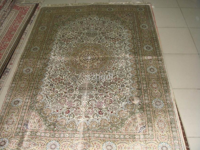 丝绸地毯A 4
