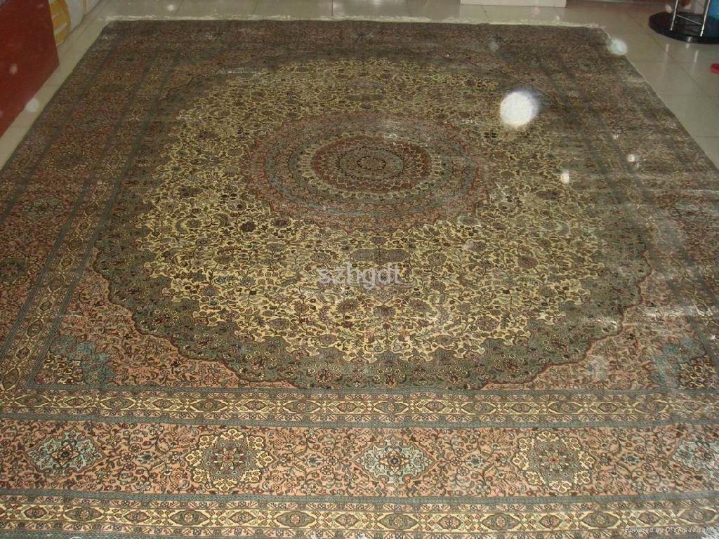 丝绸地毯A 5