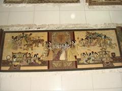 挂毯-宫廷音乐图