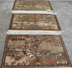 挂毯-清明上河圖